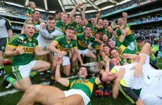 Kerry All-Ireland winners and last 8 in Dublin dominate the weekend's Gaelic football club action