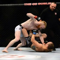 'If your dreams don't scare you, you're not dreaming big enough' -  UFC fighter Paddy Holohan