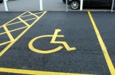 338 cars clamped in Dublin for parking in disabled space in first half of year
