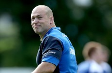 Richardt Strauss will get his season under way against Munster A tomorrow