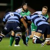 Connacht denied fourth Pro12 victory in agonising finale against Cardiff