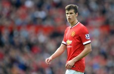 Louis van Gaal confirms Antrim's Paddy McNair set to start again for United