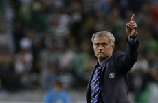 There's no racism in football, says Mourinho