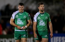 'It certainly feels like a loss in the changing room' - Connacht's Muldoon