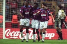 Remember this incredible Dalian Atkinson goal? It's now 22 years old