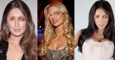 You can never unsee these Irish models with Eamon Dunphy eyes