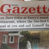 This is the only newspaper headline you need to see today