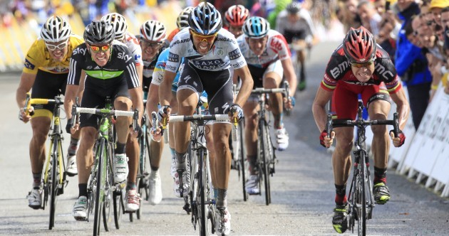 Sprint finish: everything you need to know about today's Le Tour action