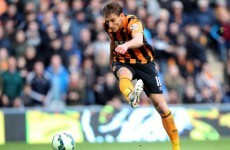 Hull move into top half while Burnley snatch late point