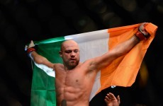 Pendred gets second straight UFC win after split decision
