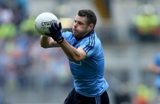 Kevin McManamon has bagged 1-4 in 25 minutes as St Jude's and Ballyboden reach semis