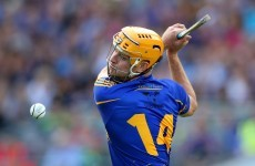 Callanan and co were back in action today in the Tipperary SHC