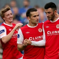 St. Pat's secure their place in the FAI Ford Cup final after a thumping win over Finn Harps