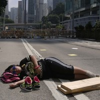 Hong Kong protesters told to leave within hours, or face 'serious consequences'