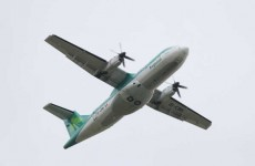 Aer Lingus passenger numbers on the rise