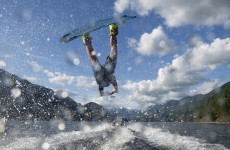 Wakeboarding - Is that the new thing?