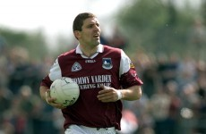 At 45 new Galway manager Kevin Walsh marks outgoing selector in Galway IFC final - and wins