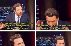 Watch Ben Affleck speak out brilliantly against Islamophobia