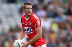 So Aidan Walsh is only going to play hurling or football for Cork in 2015 - what's it going to be?