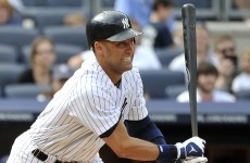 Jeter edges closer to New York history books