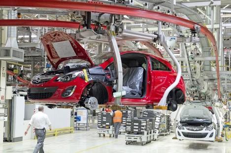 Opel Corsa cars