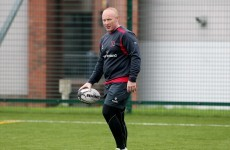 Ulster head coach position would be 'massive' honour, says Neil Doak