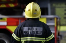 Three homes hit by fire this evening in Dublin housing estate