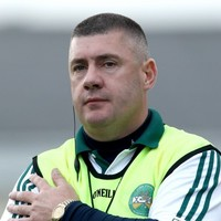 Cribbin was willing to switch dates to accommodate Limerick, he reveals