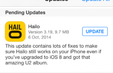Hailo Ireland delivers subtle U2 burn with latest app update