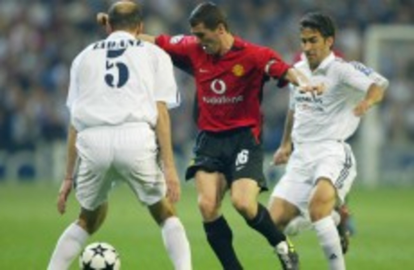 Keane Fear Of The Unknown Stopped Me Joining Real Madrid The42