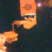 Watch: NASA's first space walk in a year is happening above your head right now