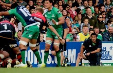 Muliaina, Aki and McCartney to provide Connacht with 'a real injection'