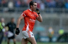 Armagh's Aaron Kernan explains his retirement from inter-county football