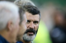 We'll Leave It There So: Keane continues to vent, Lenihan gets the call and the rest of the day's sport