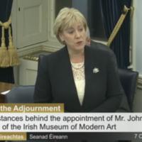 Humphreys keeping schtum on Fine Gael official who gave her John McNulty's CV