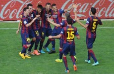 Barcelona will not be eligible to play in La Liga if Catalonia votes for independence