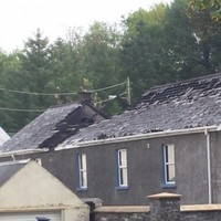 Two charged over fire that gutted Orange Order hall