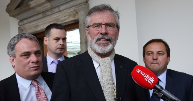 One of these Sinn Féin TDs is thinking about not paying their water charges