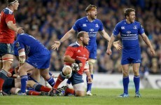 Analysis: Should BJ Botha have been yellow carded against Leinster?