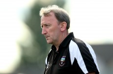 Pat Flanagan set to be confirmed as Offaly manager once he finalises his backroom team