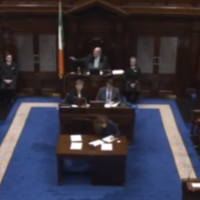 People are complaining about the same rowdy TDs being rowdy in the Dáil every day
