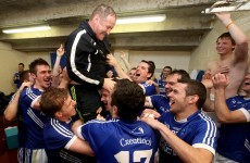 Cratloe's Colm Collins - 'Shep The Dog would win a championship with them lads'