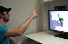 Soon Microsoft Kinect will be able to track exact finger movements