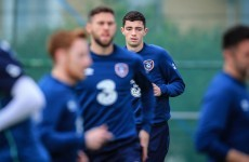 'This time last year I didn't start with Cork!' - Brian Lenihan on his dream Ireland call-up