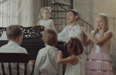 Russian children celebrate Putin's birthday with exceedingly creepy music video