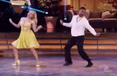 Fresh Prince's Alfonso Ribeiro finally did The Carlton on US Strictly