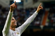 Ronaldo will retire at Real Madrid when he's 40, says Mendes