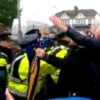 The Lord Mayor met with senior gardaí last night to talk about water protests