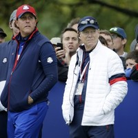 Lee Westwood criticises United States for airing 'dirty laundry in public' after Ryder Cup defeat