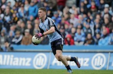 'I just went completely blank' - Dubs U21 star Shane Carthy on his depression